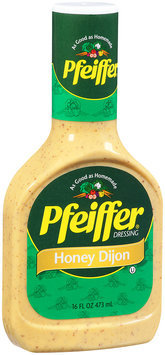 Pfeiffer® Honey Dijon Dressing 16 fl. oz.