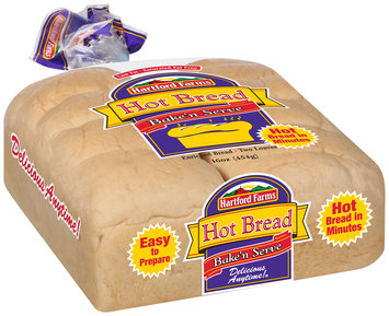 Hartford Farms® Hot Bread 16 oz. Twin Package