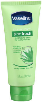 Vaseline® Total Moisture™ Aloe Fresh Light Feeling Lotion 3 fl oz