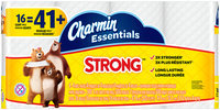 Essentials Strong Charmin Essentials Strong Toilet Paper 16 Giant Rolls