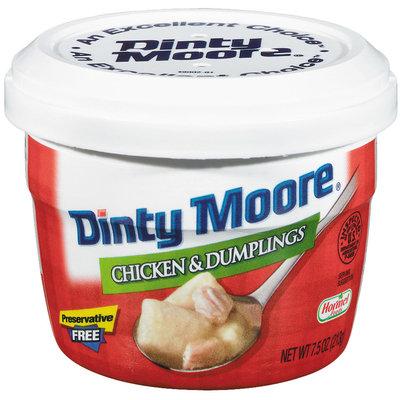 DINTY MOORE Chicken & Dumplings Microwave Cup