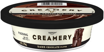 Dannon® Creamery Dark Chocolate Pudding