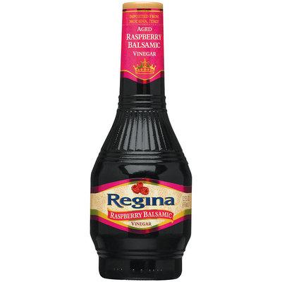 Regina Balsamic Raspberry Vinegar 12 Oz Glass Bottle