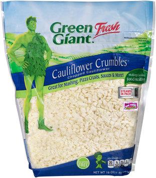 Green Giant® Fresh Cauliflower Crumbles™ Chopped Cauliflower 16 oz. Bag
