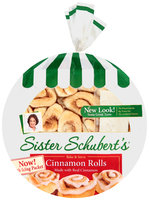 Sister Schubert's® Cinnamon Rolls 16 oz. Bag