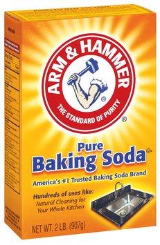 Arm & Hammer Pure Baking Soda 2 Lb Box