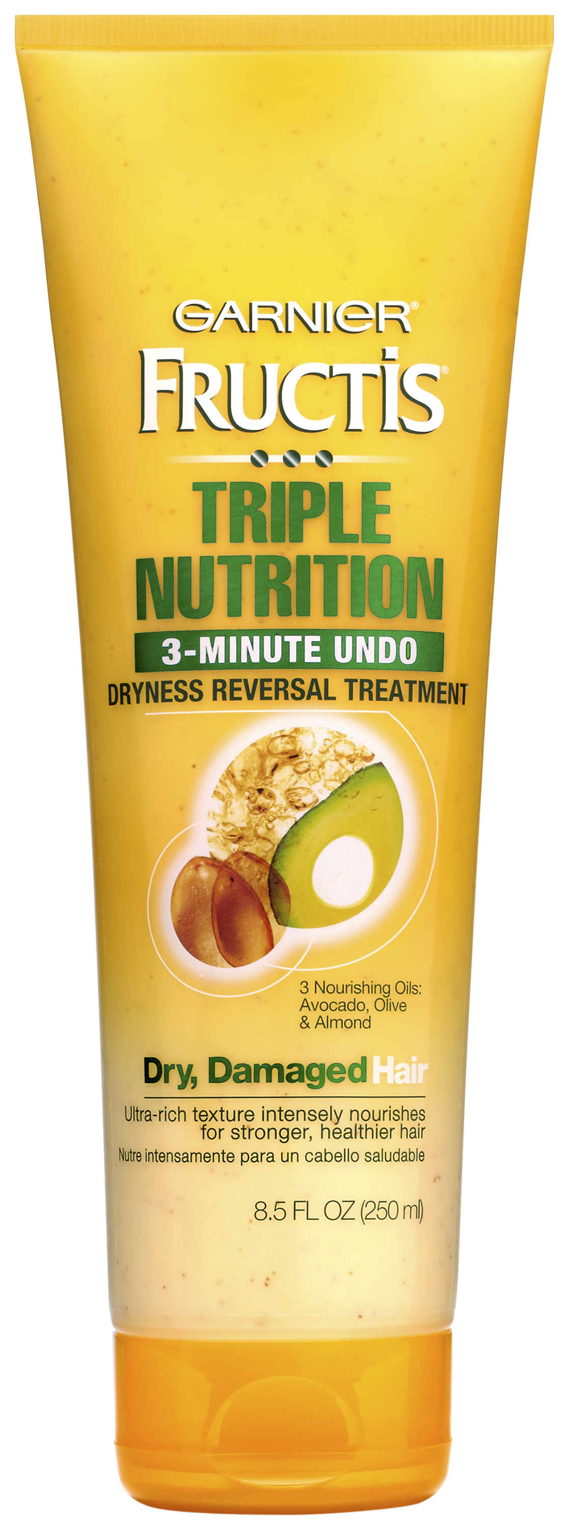 Garnier® Fructis Triple Nutrition 3 Minute Undo Dryness Reversal Treatment