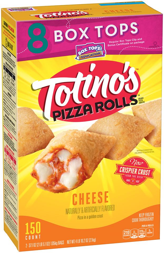 Totino's™ Cheese Pizza Rolls™ 150 ct Box