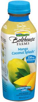 Bolthouse Farms Mango Coconut Splash Juice