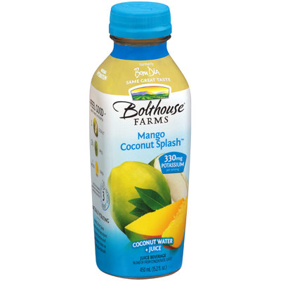 Bolthouse Farms® Mango Coconut Splash™ Juice Beverage