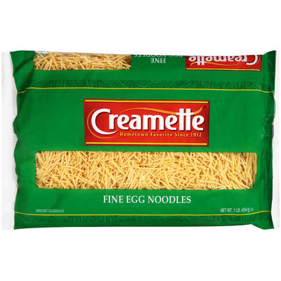 Creamette® Fine Egg Noodles 16 oz. Bag