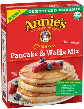 Annie's™ Orgainc Pancake & Waffle Mix 26 oz. Box