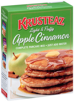 Krusteaz® Apple Cinnamon Complete Pancake Mix 28 oz. Box