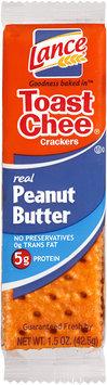 Lance® Toastchee® Peanut Butter Crackers 1.5 oz. Wrapper