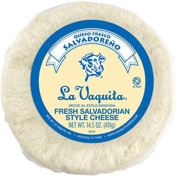 La Vaquita® Fresh Salvadorian Style Cheese 14.5 oz. Pack