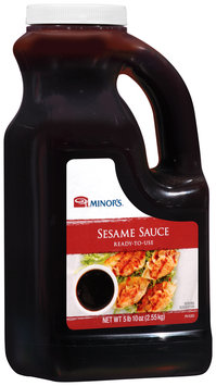 Minor's® Sesame Sauce 5.6 lb. Jug