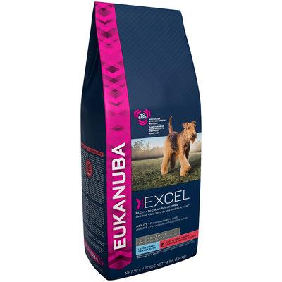 Eukanuba Excel Adult Large Breed Salmon Dog Food 4 lb. Bag