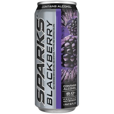 Sparks Blackberry 8%