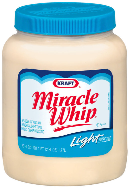 kraft miracle whip light dressing reviews. Black Bedroom Furniture Sets. Home Design Ideas