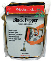 McCormick® Shaker Grind Black Pepper