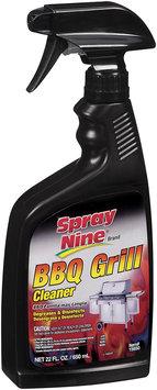 Spray Nine® BBQ Grill Cleaner  22 oz.