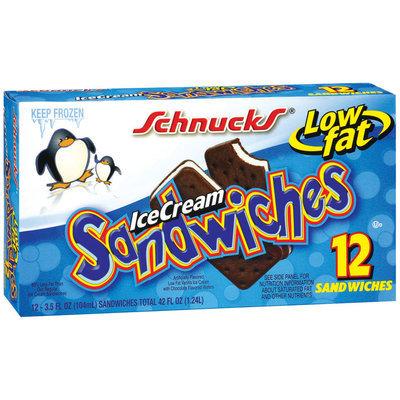 Schnucks Ice Cream Sandwiches