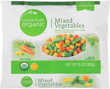 Simple Truth Organic™ Mixed Vegetables 10 oz. Package