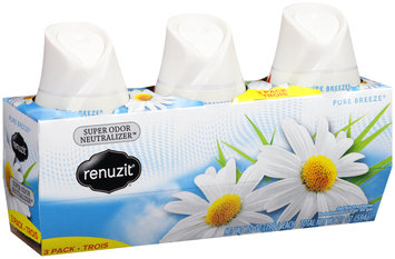 Renuzit® Super Odor Neutralizer™ Pure Breeze® Gel Air Freshener