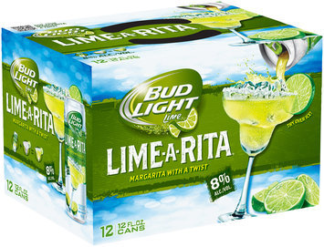 Bud Light® Lime-A-Rita® 12-12 fl. oz. Cans