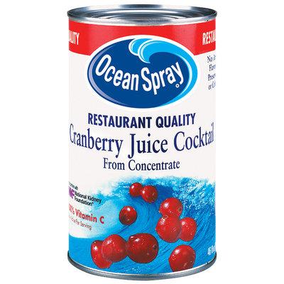 Ocean Spray Cranberry Restaurant Quality Juice Cocktail