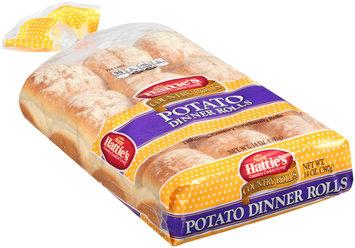 Aunt Hattie's® Country Rolls Potato Dinner Rolls 14 oz. Bag