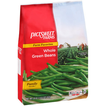 Pictsweet Farms® Farm Favorites Whole Green Beans