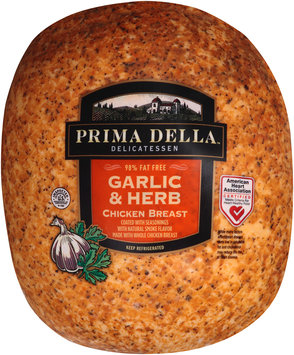 Prima Della™ Garlic & Herb Chicken Breast