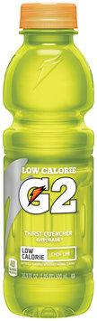 Gatorade® G Series® G2® Perform Low Calorie Lemon-Lime Sports Drink 16.9 fl. oz. Bottle