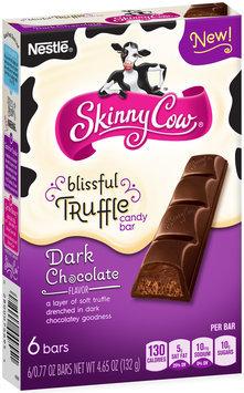 Skinny Cow Blissful Truffle Dark Bar Chocolate