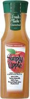 Simply Apple® Juice 340mL Plastic Carafe
