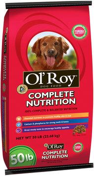 Ol' Roy® Complete Nutrition Dog Food 50 lb. Bag