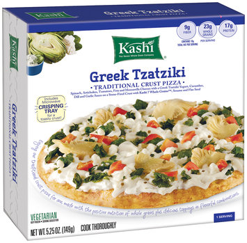 Kashi® Greek Tzatziki Traditional Crust Pizza