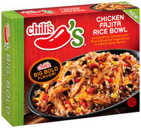 Chili's® Chicken Fajita Rice Bowl 10 oz. Box