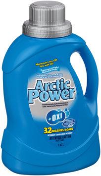 Arctic Power® + Oxi Waterfall Fresh® Laundry Detergent 32 Loads 1.47L Jug