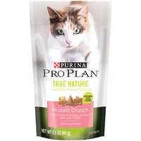 PRO PLAN® TRUE NATURE™ Protein Crunch Cat Snack With Real Shrimp