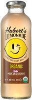 Hubert's® Organic Pink Lemonade Juice 16 fl. oz. Bottle
