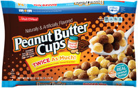 Malt-O-Meal Peanut Butter Sweetened Corn Puff Cereal with Real Peanut Butter and Cocoa 26 oz. Box