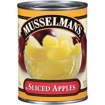 Musselman's® Sliced Apples 20 oz. Can