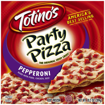 Totino's® Pepperoni Party Pizza®