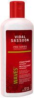 Vidal Sassoon Waves Texturizing Conditioner 12 fl. oz. Bottle