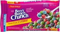 Malt-O-Meal® Berry Bunch Crunch™ Cereal 32 oz. ZIP-PAK