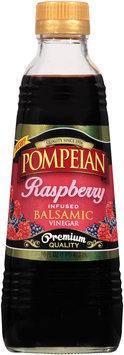 Pompeian® Raspberry Infused Balsamic Vinegar 16 fl. oz. Bottle