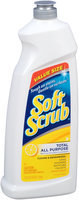 Soft Scrub® Lemon Total All Purpose Cleanser 36 oz. Squeeze Bottle