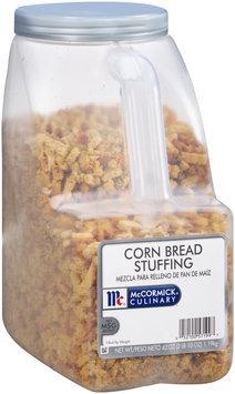 McCormick® Culinary® Corn Bread Stuffing 42 oz. Plastic Jug